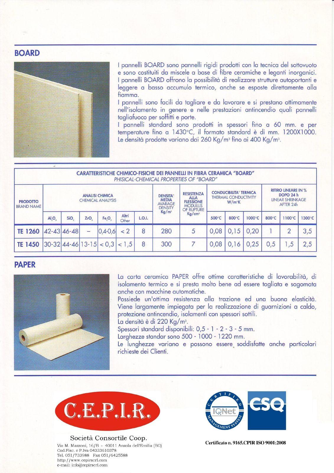 board-paper in F.C.